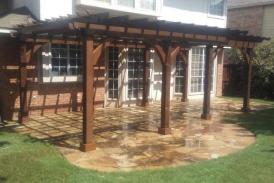 Coffee Wood Defender Arbor Stain