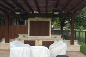 Sable Arbor and TV Box