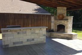 Custom Fire Place