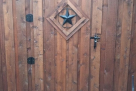 Gate with Texas Star Insert2